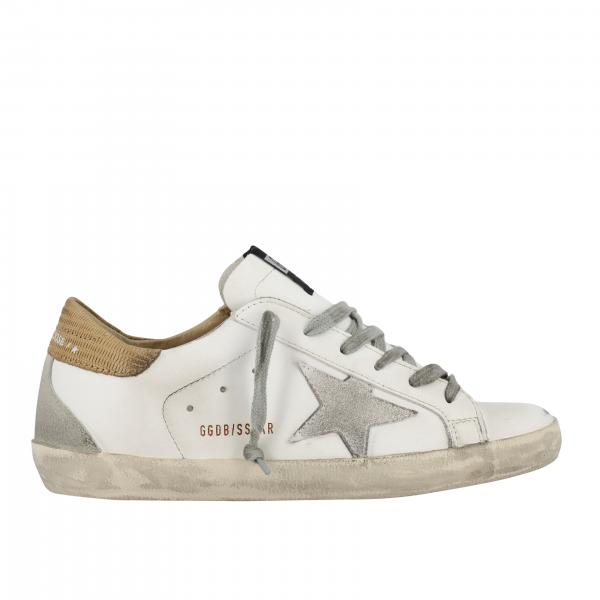 Superstar Golden Goose sneakers in leather with suede star