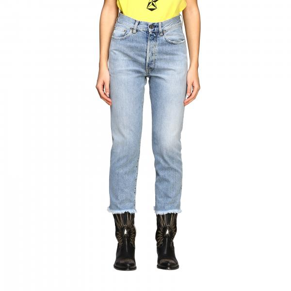 Golden Goose regular fit high waist jeans