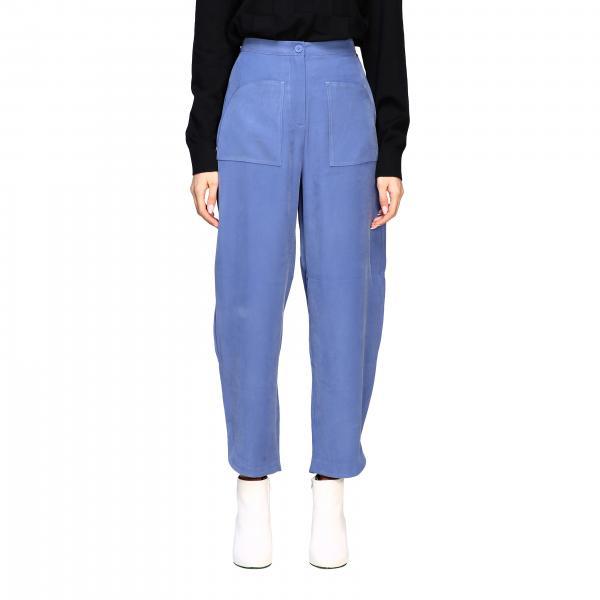 Trousers women Armani Exchange