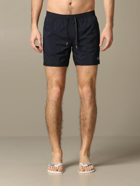 Armani Exchange boxer swimsuit