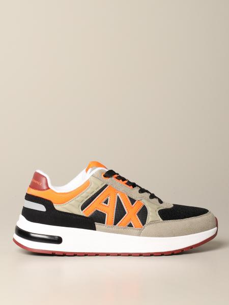 鞋 男士 Armani Exchange