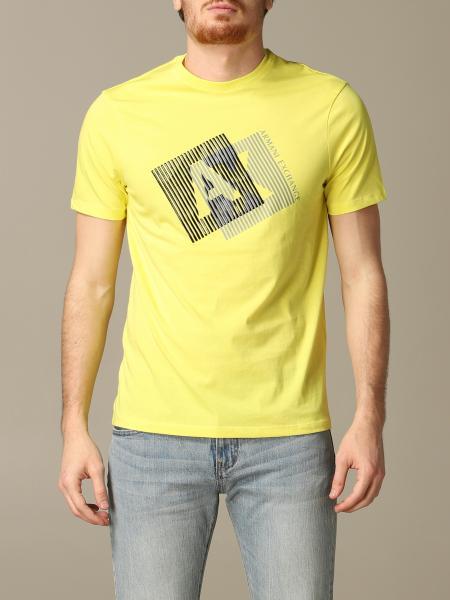 T-shirt Armani Exchange avec logo