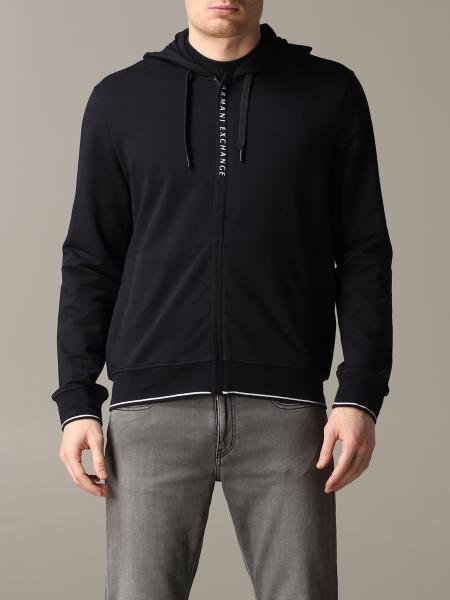Sweatshirt herren Armani Exchange