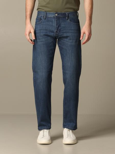 Regular stretch Armani Exchange jeans