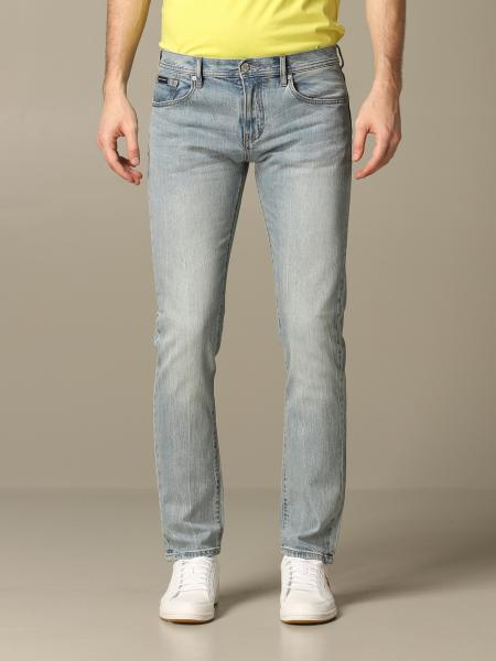 Armani Exchange slim stretch jeans