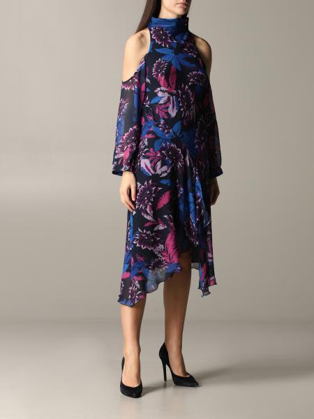 Robe Patrizia Pepe à motif floral