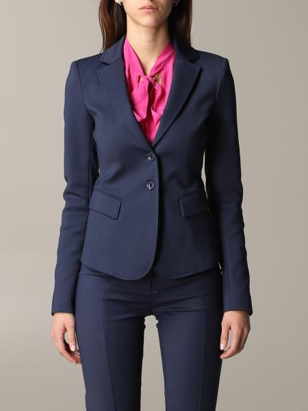 Patrizia Pepe single-breasted jacket