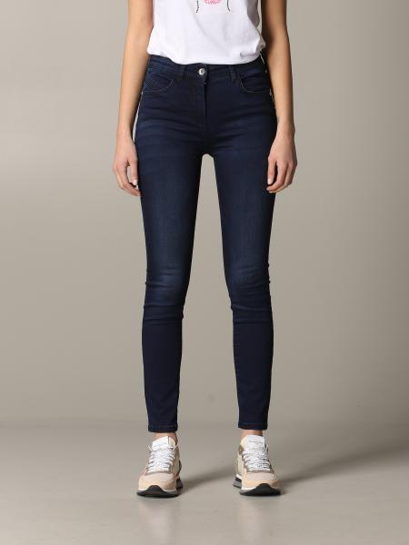 Jeans Patrizia Pepe in denim used skinny fit