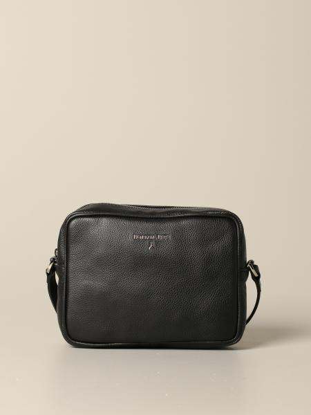 Patrizia Pepe shoulder bag in leather with logo
