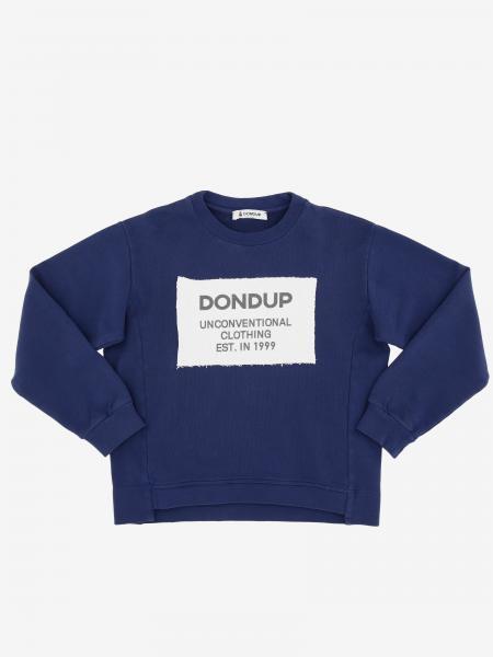 Dondup logo 圆领上衣