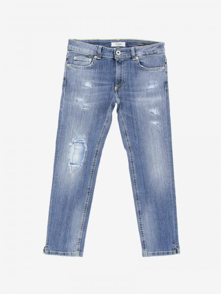 jeans Newdia Dondup slim fit con rotture