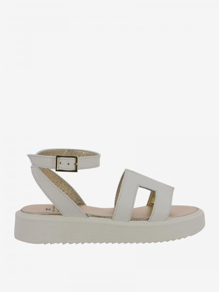 Sandalo Elisabetta Franchi in pelle