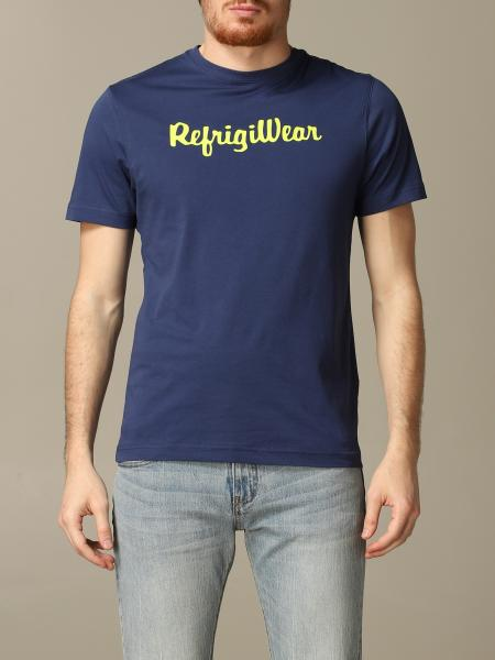 T-shirt Refrigiwear con stampa logo