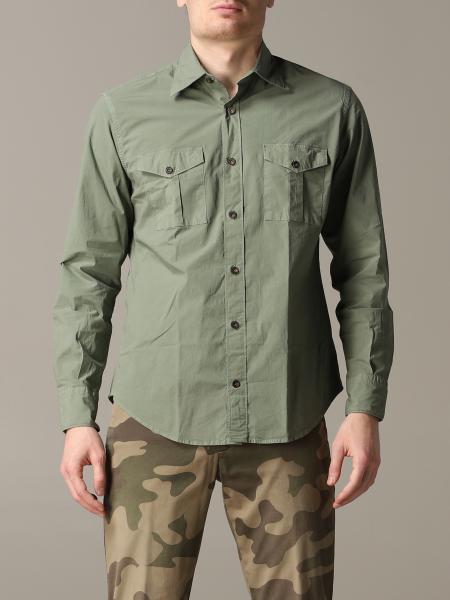Camicia Eleventy in cotone