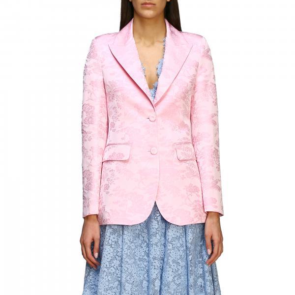 Ermanno Scervino damask jacket