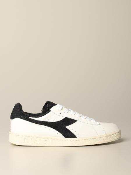 Game l low sneakers Diadora in leather with logo