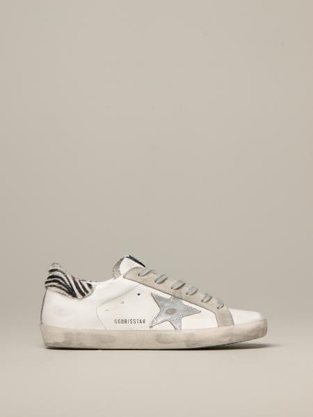 Sneakers Superstar Golden Goose in pelle used