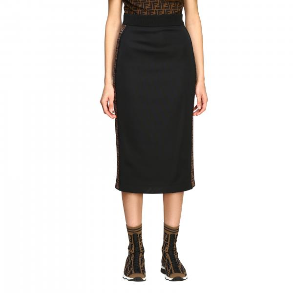 Skirt women Fendi