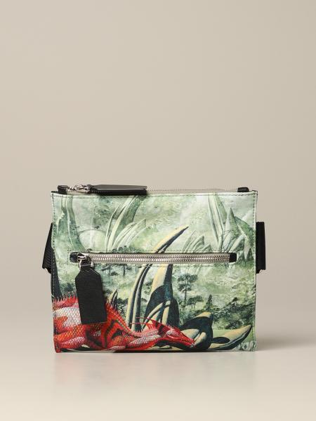 Valentino Garavani belt bag with red dragon print