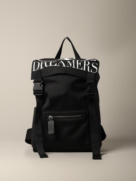 Valentino Garavani nylon backpack with VLogo dreamers print