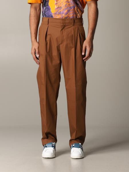 Valentino Garavani slim trousers with pleat