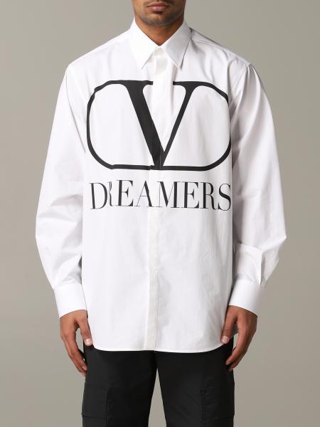 Valentino Vlogo 衬衫