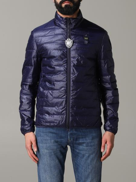 Piumino Blauer ultra light con zip