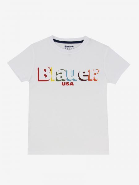 T恤 儿童 Blauer