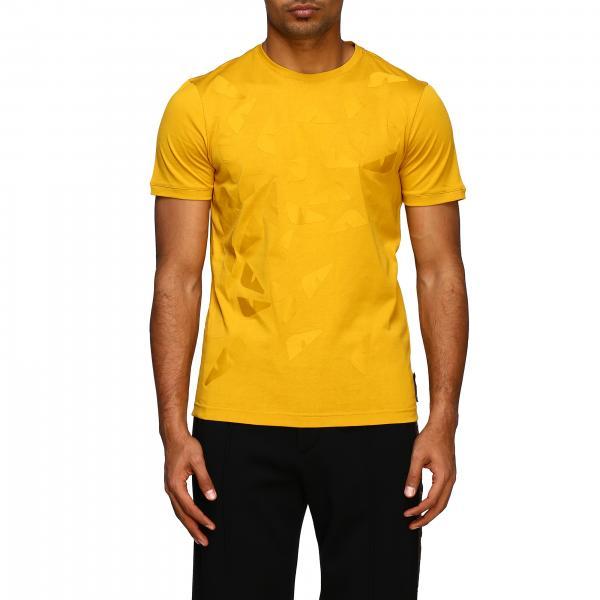 T-shirt Fendi a maniche corte con Bugs all over