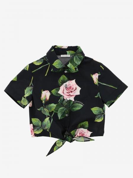 Dolce & Gabbana shirt with floral pattern