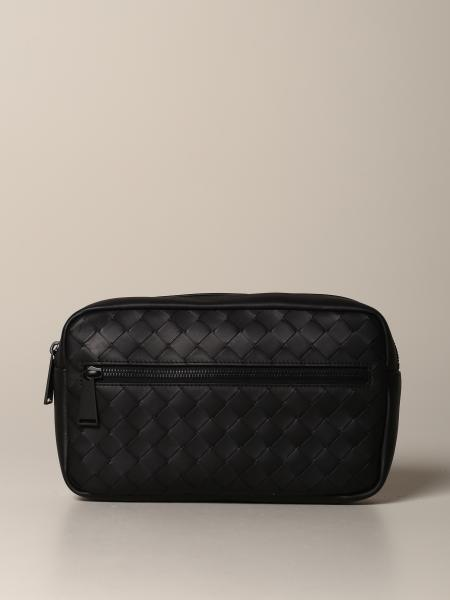 Bottega Veneta belt bag in woven leather