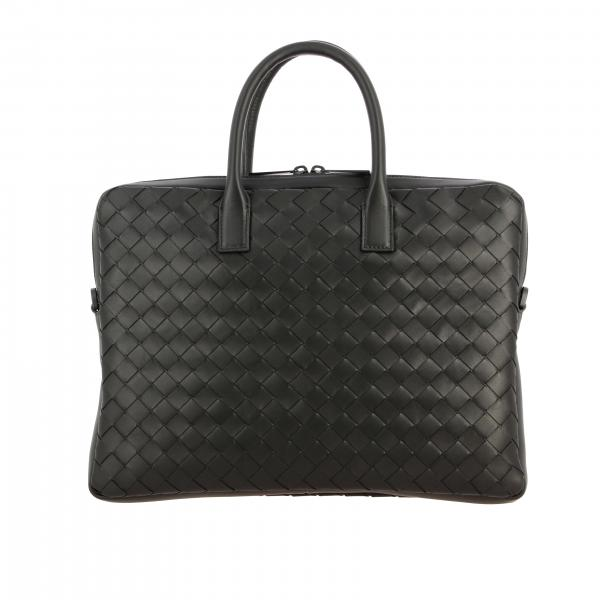 Bottega Veneta work bag in woven leather