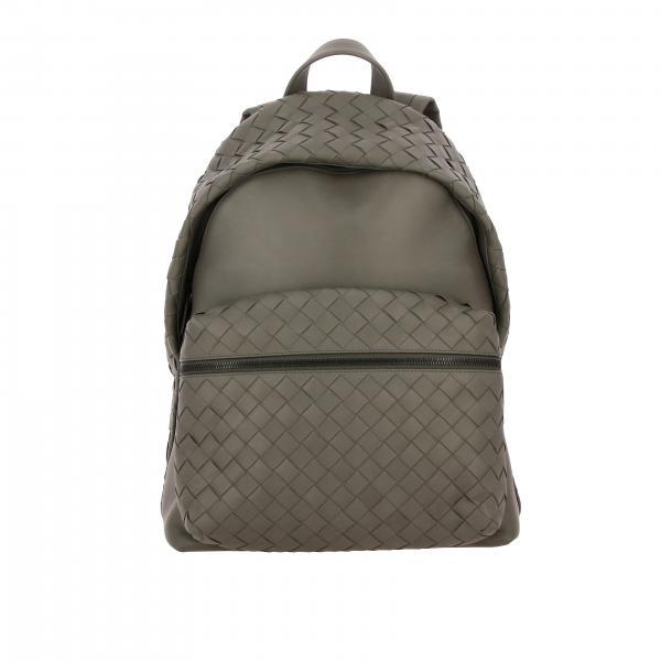 Рюкзак Bottega Veneta из плетеной кожи-наппа