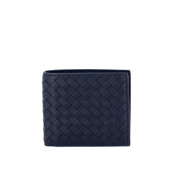 Bottega Veneta wallet in woven leather