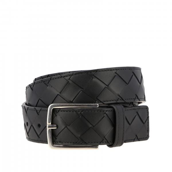 Bottega Veneta belt in woven leather