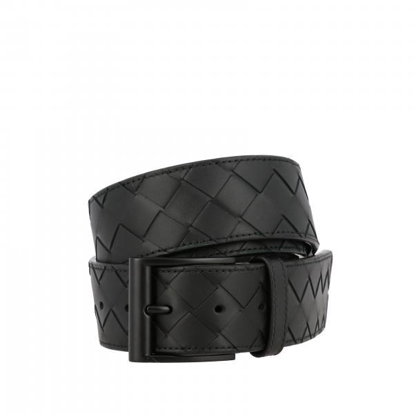 Bottega Veneta belt in woven leather