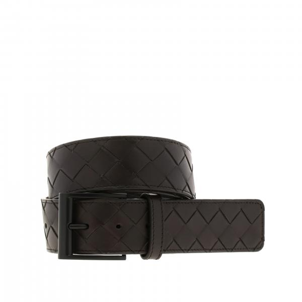 Cintura Bottega Veneta in pelle intrecciata