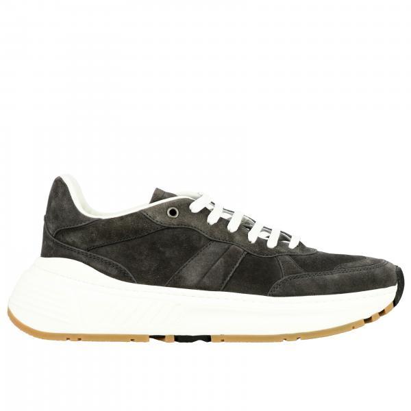 Sneakers Bottega Veneta in camoscio