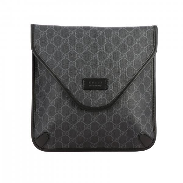 Gucci shoulder bag in GG Supreme leather