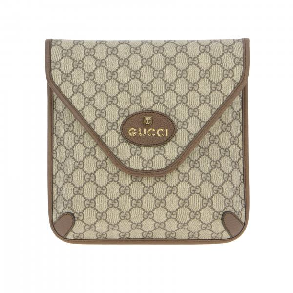 Borsello Neo vintage Gucci in pelle GG Supreme