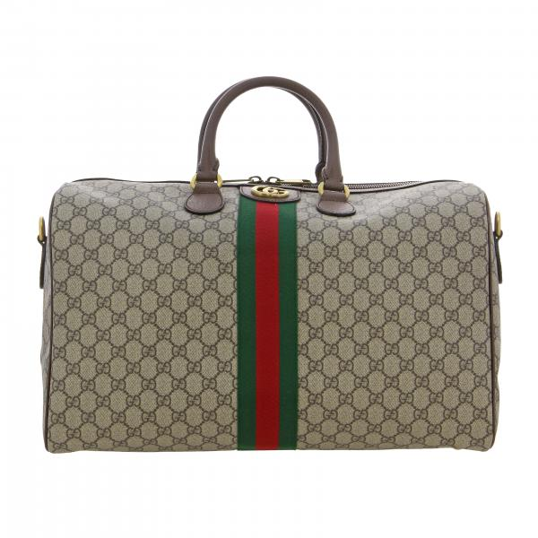 Gucci Ophidia bag in GG Supreme leather