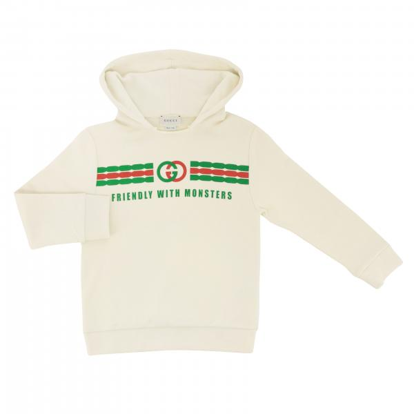 Gucci hoodie with GG logo