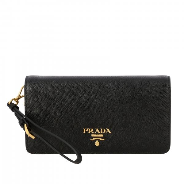 Mini bag women Prada