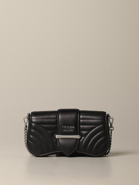 Mini bag sidonie prada bag in quilted nappa Prada - Giglio.com