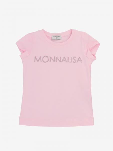T-shirt Monnalisa avec logo