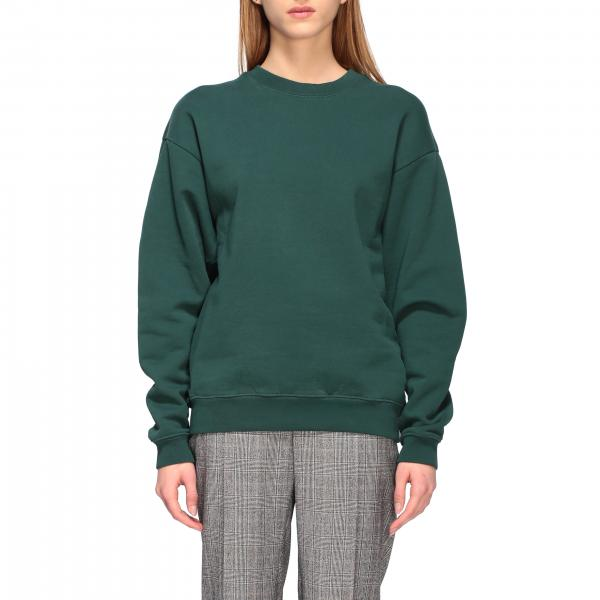 Balenciaga crewneck sweatshirt with back logo print