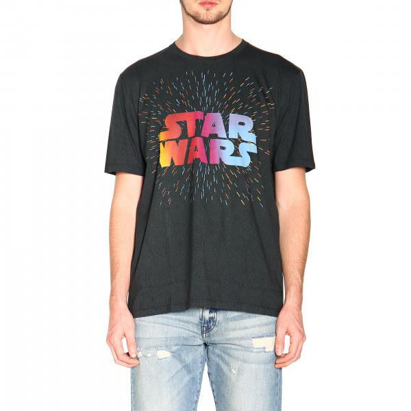 Etro X Star Wars t-shirt with maxi print