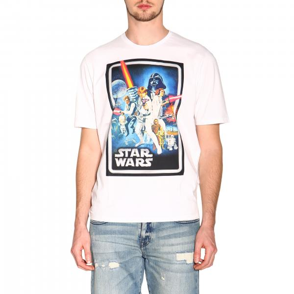 Etro X Star Wars T-Shirt mit Maxi-Filmprint