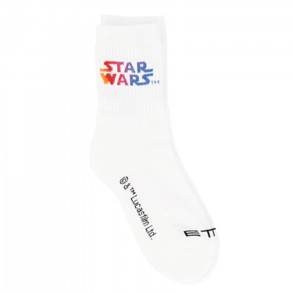 Etro X Star Wars terry socks with embroidery