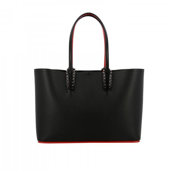 Cabata small Christian Louboutin bag in studded leather